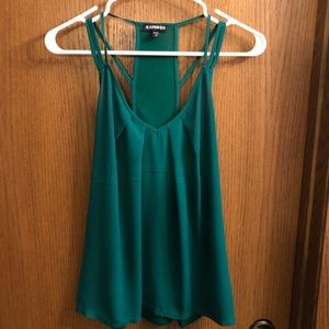 Express Strappy Tank